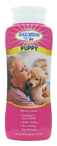 (Gold Medal Pets Puppy Shampoo with Cardoplex for Dogs, 17 oz.)