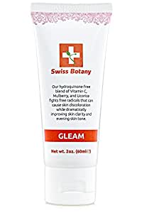 Pure Skin Brightening Moisturizer with Mulberry & Licorice Whitening Lotion