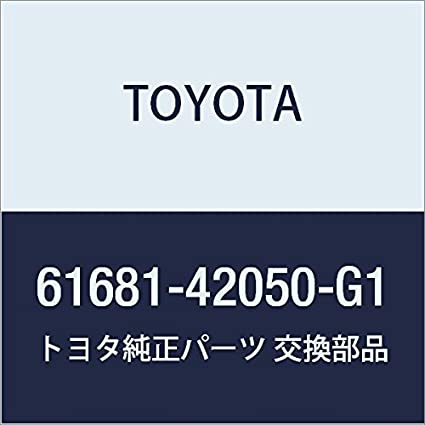 TOYOTA 61681-42050-G1 Wheel Opening Extension