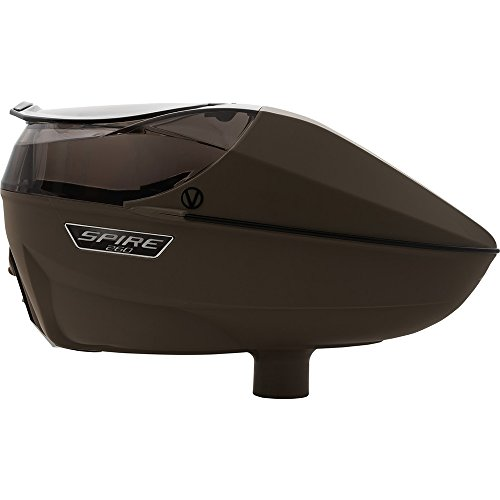 Virtue Spire 260 Electronic Paintball Loader - Tactical DB ( Dark Brown ) by Virtue