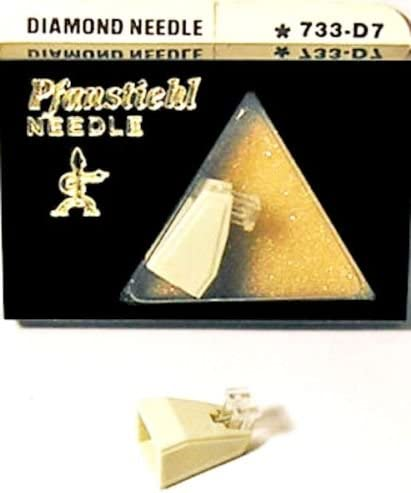gaixample.org 733-D7 NEW IN BOX TURNTABLE NEEDLE FITS PIONEER ...