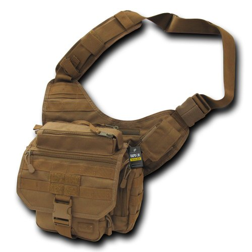 RAPDOM Tactical Field Bag, Coyote