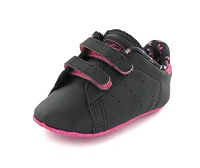 Bébé Smith Stan Adidas Taille 18 G41903 Crib Baskets pZ5vn1
