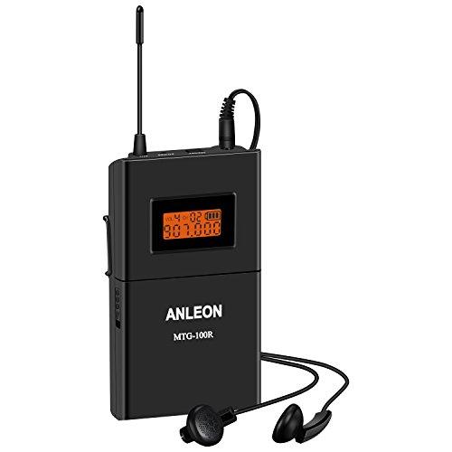 Price comparison product image ANLEON MTG-100R Receiver 915MHz ( 1 receiver )