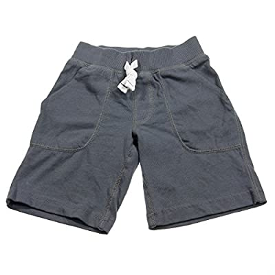 Merrill and Forbes Boys 100% cotton knit shorts with pockets (Sizes 4-7)