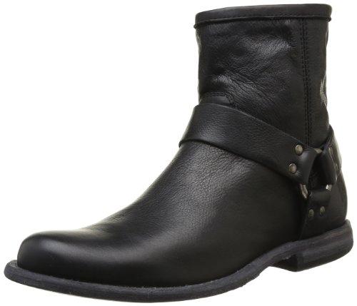 Frye Men's Phillip Harness Boot,Black7 M US
