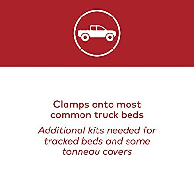 YAKIMA - Outpost HD, Mid-Height Heavy Duty Truck Bed Rack: Automotive