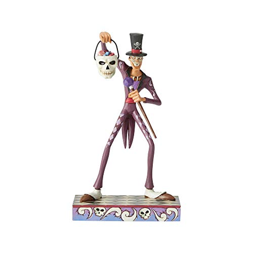 Enesco Disney Traditions by Jim Shore Facilier Halloween Figurine (The Princess And The Frog The Shadow Man)