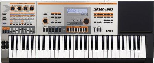 Casio XW-P1 61-Key Performance Synthesizer from Casio