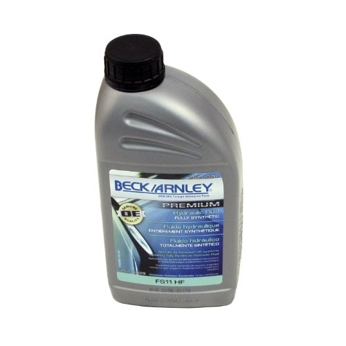 Beck Arnley 252-0028 Prem Hydraulic Fluid Synthetic by Beck Arnley