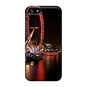 For NadaAlarjane-y Iphone Protective Case, High Quality For Iphone 5/5s Fortune Wheel Skin Case Cover