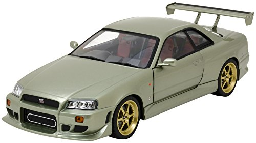 Greenlight 19033 1999 Nissan Skyline GT-R R34 1:18 Scale Die Cast Replica