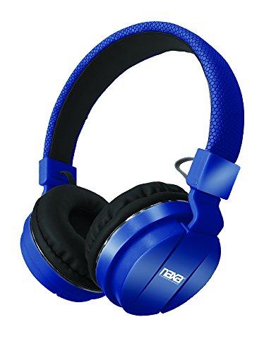 NAXA Electronics NE-942BL Bluetooth Wireless Stereo Headphon
