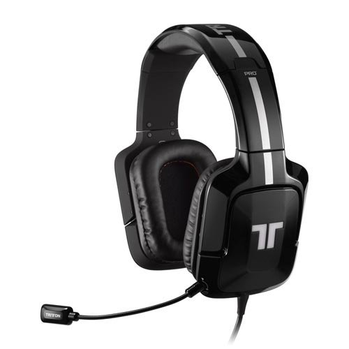 Tritton – Auriculares PRO+ 5.1 Surround, Color Negro (PS4, PS3, Xbox 360, PC, Mac)