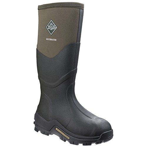 The Muck Boot Company Muckmaster Moss, The original neoprene lined wellie! UK 4