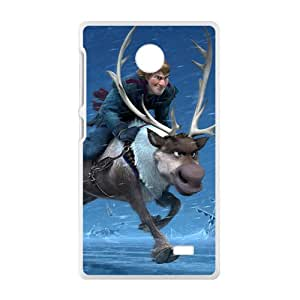 Brave Kristoff And Sven Design Best Seller High Quality Phone Case For Nokia X