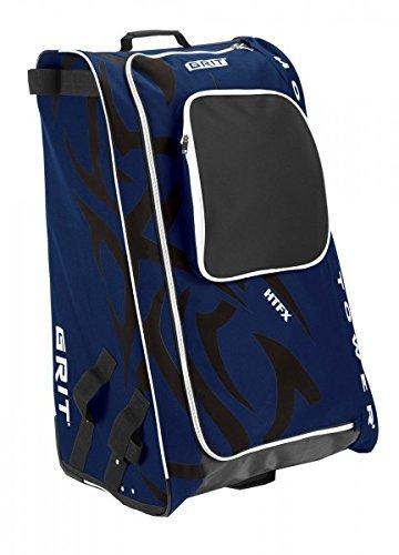 Grit Inc HTFX Hockey Tower 33'' Wheeled Equipment Bag Black HTFX033-B (Black) by Grit (Image #2)