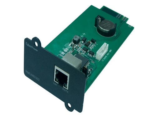 CyberPower RMCARD302 OL Series Remote Management Card - SNMP/HTTP/NMS