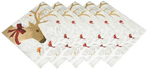 Paperproducts Design 7497 Luncheon 6 5 Inch