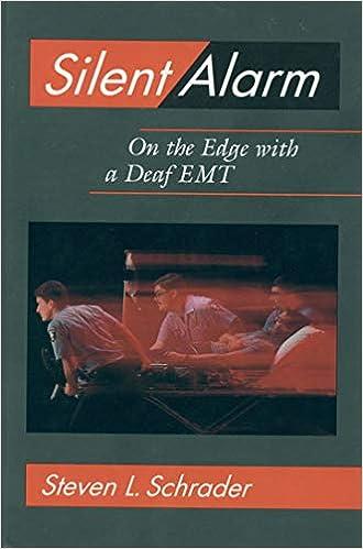 Silent Alarm: On the Edge with a Deaf EMT: Amazon.es: Steven ...