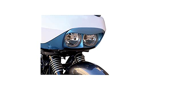 Paul Yaffe/'s Bagger Nation 1998-2013 Harley-Davidson FLTR//X Road Glide Models Paul Yaffes Bagger Nation SFE The Scoowl Fairing Extension fit