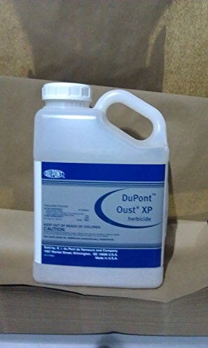 Oust XP Broad Spectrum Herbicide for Baregourn Control by DuPont