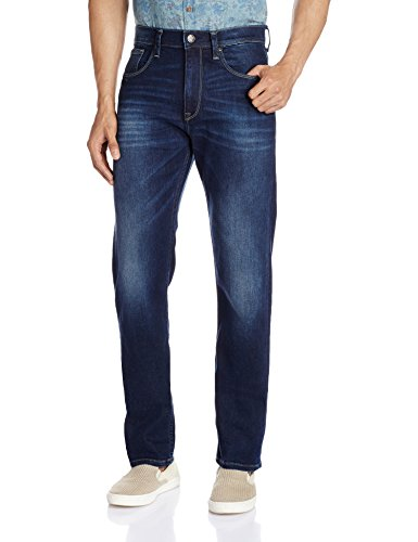 Lee Men's Manhattan Straight Fit Jeans