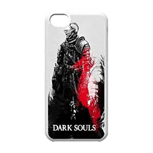 iPhone 5C phone cases White Dark Souls Phone cover NAS3844035