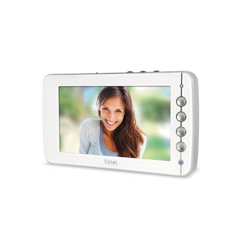 Extel 720400 Livia Visiophone Couleur 4 + 2 Fils: Amazon.fr: Bricolage