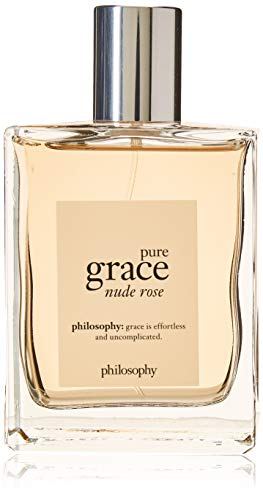 Philosophy Pure Grace Nude Rose By Philosophy for Women - 4 Oz, 4 Oz
