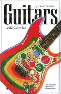 Guitars 2012 Calendar