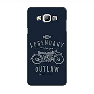Cover It Up - Legendary Outlaw Galaxy A5 Hard Case