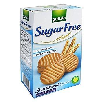 Gullon Sugar Free Cholesterol Free Shortbread Cookies