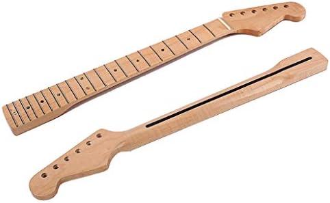 Webla Guitar 21 Fret Mango de Arce Para Guitarra Eléctrica, Madera ...