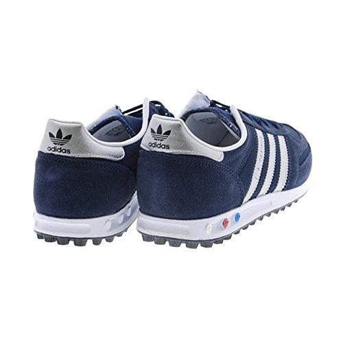 Adidas - Adidas La Trainer J Scarpe Sportive Blu - Bleu, 36,5