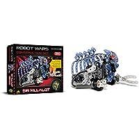 The Gift Box Company GBC0006 Robot Wars Construction Set-Sir Killlalot