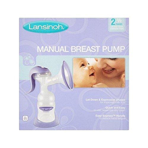 Extractor De Leche Manual Lansinoh - Paquete de 2: Amazon.es ...