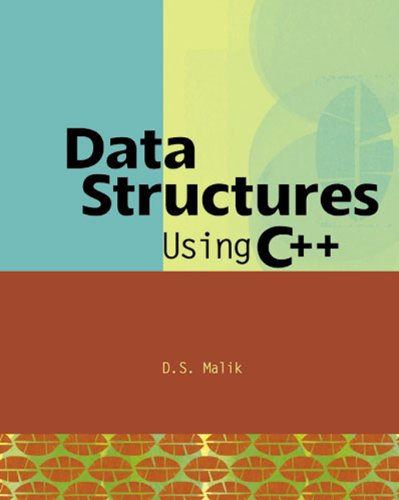 Data Structures Using C++ (Programming)