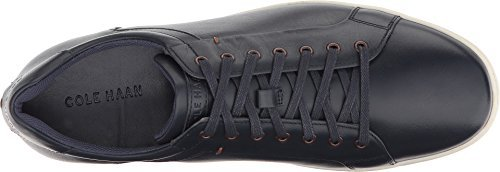 Cole Haan Mens Shapley Sneaker II Navy All Over Leather 13 D – Medium