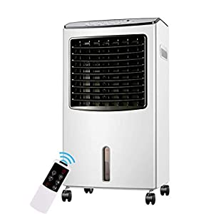 TYUIO Portable Table Air Cooler Mist Small Fan