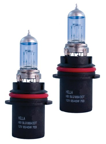 Hella Xenon Blue Bulbs - 6