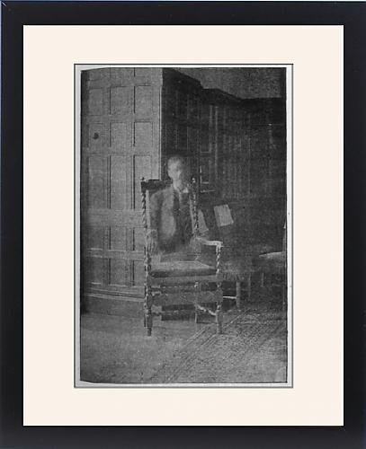 Framed Print of Paranormal Photography by Prints Prints Prints