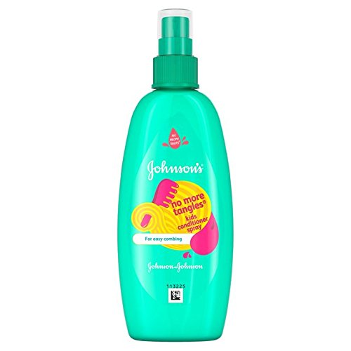 Johnson's Baby Spray Conditioner No More Tangles, 200ml JOIMO 2513149