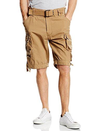 Brandit Savage Jahrgang Shorts Beige
