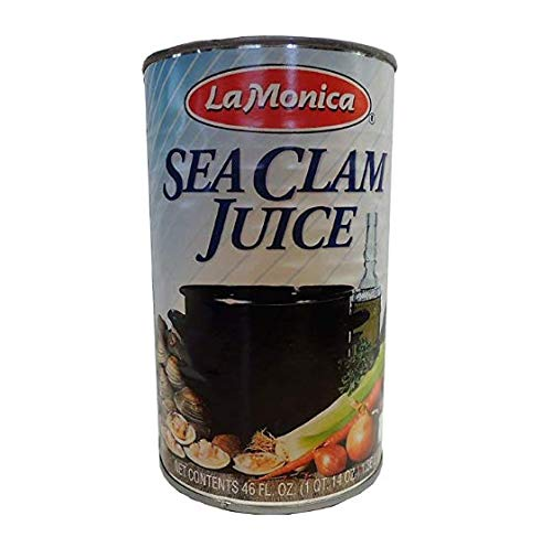 Clam Juice - La Monica Clam Juice - 46 fl oz