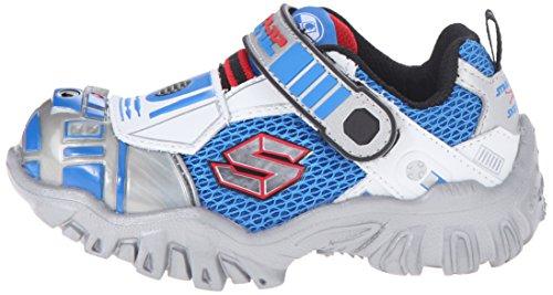 Skechers Damager III-Astromech Jovenes US 2.5 Azul Zapatillas UK 1.5