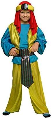 Disfraz Paje Real o Príncipe Árabe niños 5-6 años: Amazon.es ...