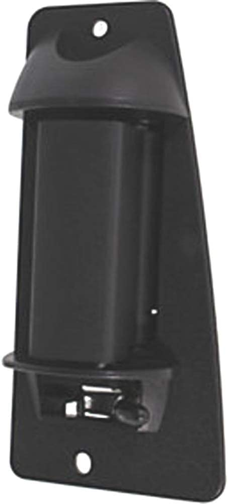 SCITOO Door Handle Exterior Rear Left Side fit 2000 2001 2002 2003 2004 2005 2006 2007 for GMC for Chevy Textured Black 1pc