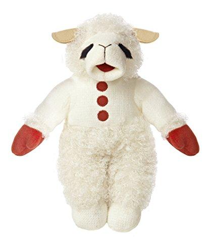 "Aurora Plush 8"" Lamb Chop (With Sound)"