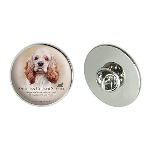 GRAPHICS & MORE American Cocker Spaniel Dog Breed Metal 1.1